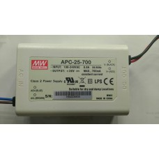 Блок питания APC-25-700