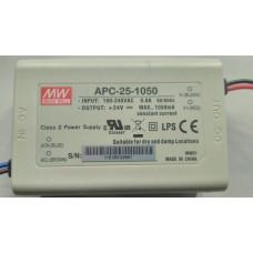 Блок питания APC-25-1050